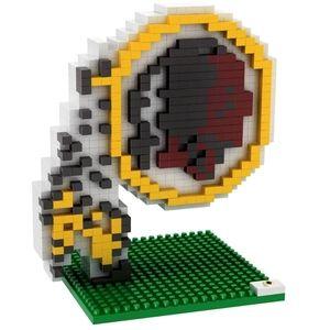 NFL BRXLZ REDSKINS 3D construction 503 piece toy